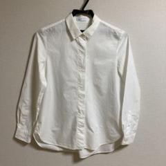 プラージュ ブラウス 長袖シャツ ホワイト サイズフリー