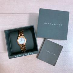 MARC JACOBS 腕時計 ピンクゴールド 未使用品