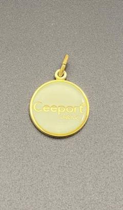 ホ・オポノポノ Ceeportペンダントトップ <ホワイト>