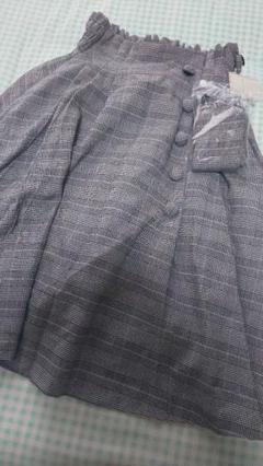 LODISPOTTO ウエストリボンデザインスカート